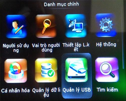 manu chinh usb