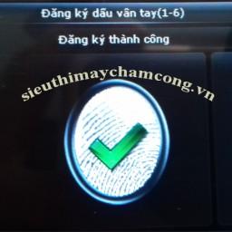 huong dan su dung may cham cong van tay